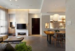 现代简约风格的二手房装修图欣赏