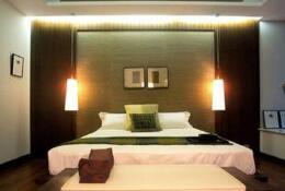 国内设计师室内装修样板房案例欣赏