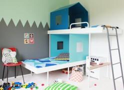 几个超级好看的儿童房装修效果图