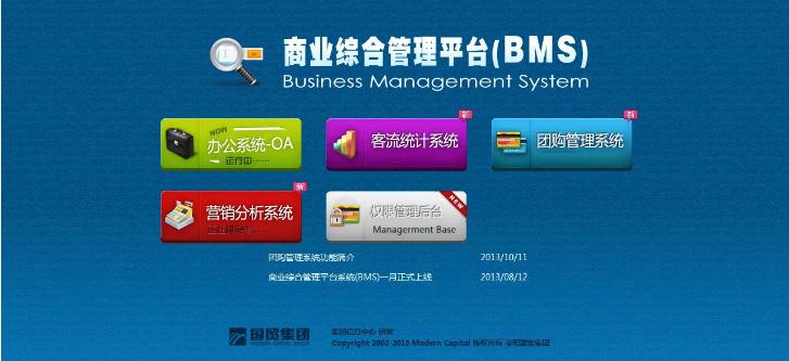 百货商业综合管理系统