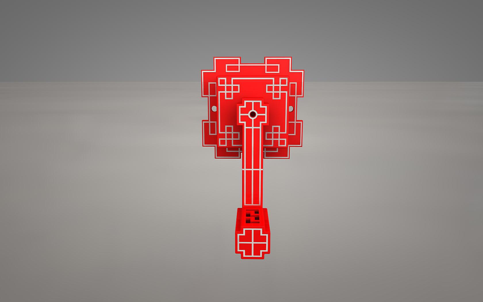 德国登帝晾衣架--手摇器