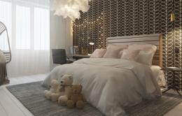 2018超赞的梦幻儿童卧室装修效果图