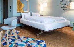 看起来非常舒服的宾馆室内装修效果图