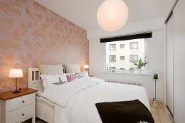 10个国外小卧室装修效果图案例欣赏