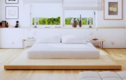 2018现代风格主卧室装修设计案例欣赏