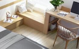 简约现代风格主卧室装修效果图欣赏