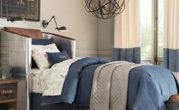 7张欧式卧室古典风格男孩房间设计装修效果图