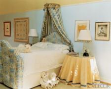 小公主最喜欢的小卧室装修效果图案例欣赏