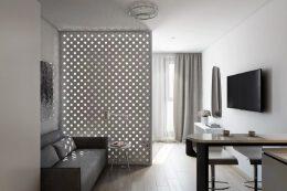 小户型精致紧凑的卧室装修设计