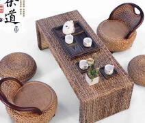 实木榻榻米茶几飘窗桌子地台茶几茶桌小几炕桌