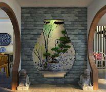 中式古典风格装修效果图设计欣赏