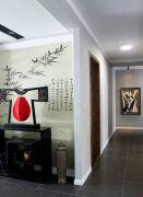 新中式风格装修效果图设计欣赏