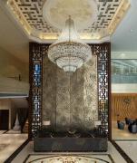 奢侈豪华中式装修效果图设计欣赏
