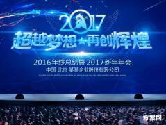 科技公司年终迎新年会活动策划实施方案分享