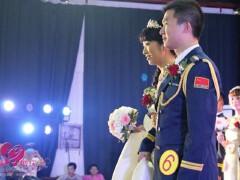 激荡起所有在场参加婚礼的军人的共鸣的婚策划