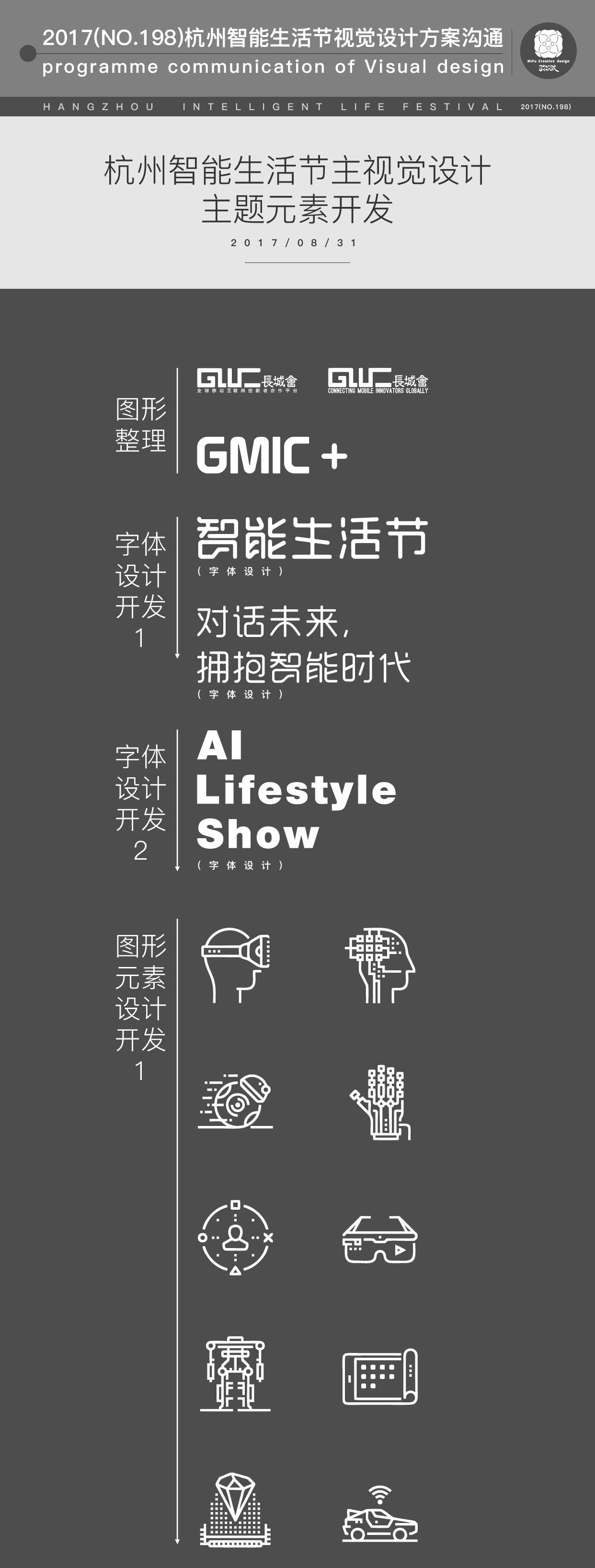 GMIC+杭州智能生活节KV视觉C