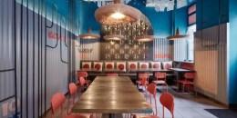 仙人掌主題餐廳設計欣賞