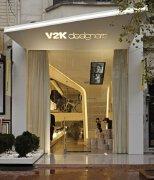 时装品牌V2K Nisantasi店面设计