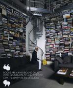 创意个性的家庭室内书房设计欣赏