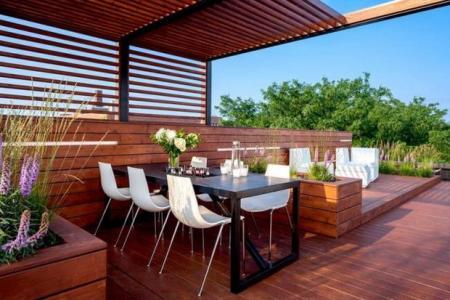 园林/庭院/花园/室内景观/屋顶花园 规划设计