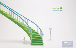 12个有创意的国外广告设计