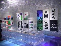 高大上的展览展示设计平面图设计欣赏