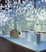 大气的展览展示设计平面图设计图欣赏