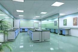 清新爽朗的化学实验室设计欣赏