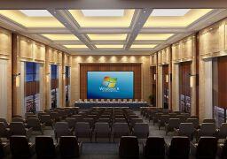2018最新的高大上电教室效果图