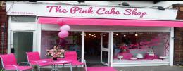国外蛋糕店门头设计欣赏