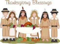 感恩节 | 除了火鸡,感恩节还有什么?