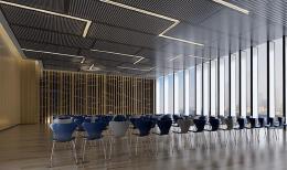 办公大楼多功能厅设计欣赏