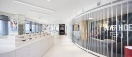国外Luxottica集团办公室设计欣赏