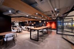 万豪国际香港办公室空间设计欣赏