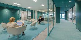 荷兰能源公司办公室改造空间设计欣赏