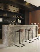 酒吧咖啡厅吧台设计图欣赏