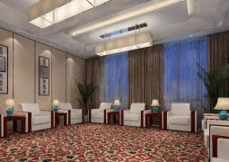 3d效果接待室装修设计欣赏