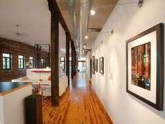 看起来非常舒服的画廊设计装修欣赏