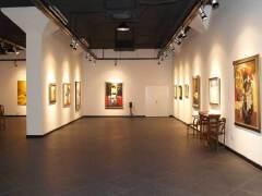 明亮宽敞的画廊设计装修图片分享