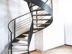 精装修旋转楼梯平面图片分享