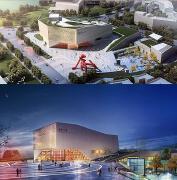 博览馆展览馆建筑方案效果图设计欣赏