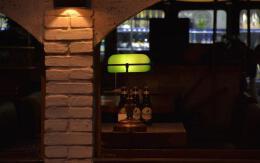 酒吧房间吧台灯案例图片欣赏
