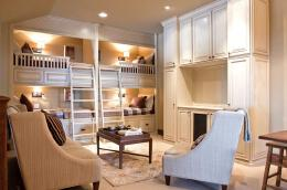 简约欧美风格的寝室设计装修图片欣赏