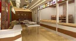 蛋糕店的装修展示区如何设计才能吸引人