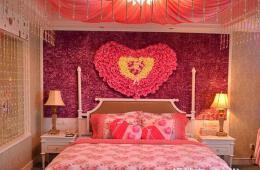 十分适合新人的婚房装修设计欣赏