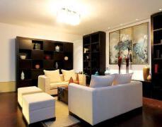 中式风格博古架装修设计图片欣赏