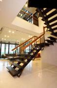 铁件楼梯楼梯间装修效果图欣赏