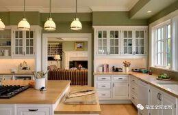 2018最热门厨房装修设计效果图,请收藏!