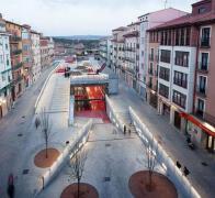 现代风格文化广场设计图片欣赏