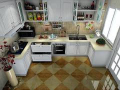 厨柜装修效果图 5种厨柜风格展现厨房魅力